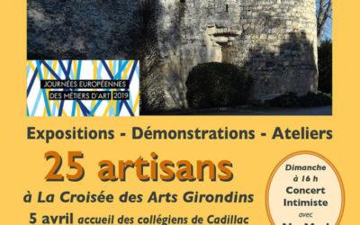Exposition Sainte Croix du Mont